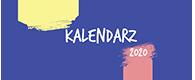 Kalendarz charytatywny Fundacji PODAJ DALEJ na rok 2020 Logo